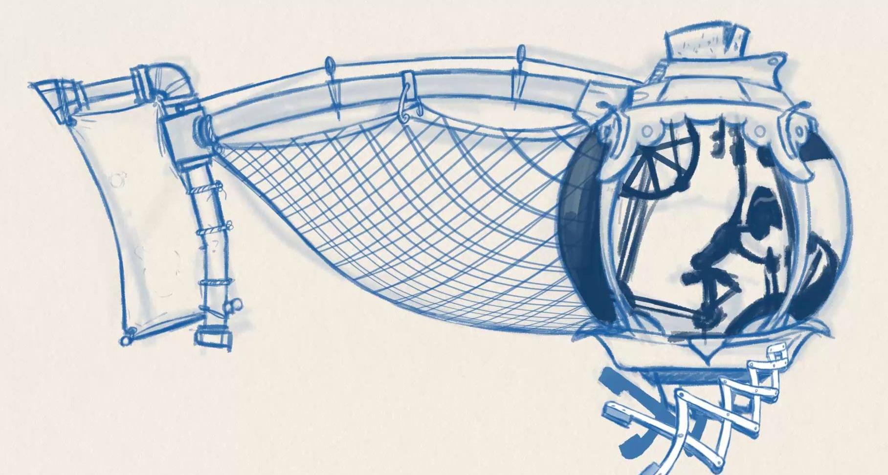 Idea Development in Concept Art